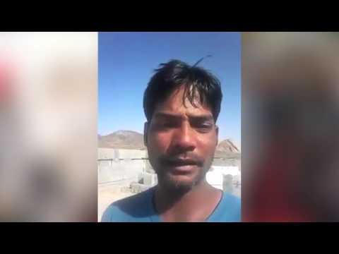 Qatar se aya ye indian worker ka video apko rula dega