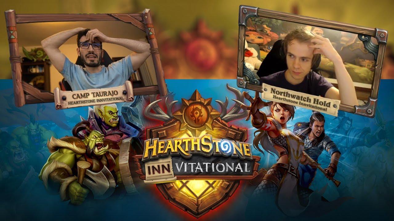 Rdu vs Thijs in a $100k Tournament | Hearthstone Inn-vitational