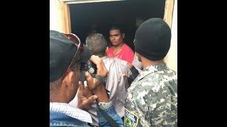 Apresan al supuesto violador Kikito del sector de Pueblo Nuevo Santiago