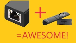 How to Add an Ethernet Adapter to Amazon Fire TV Stick