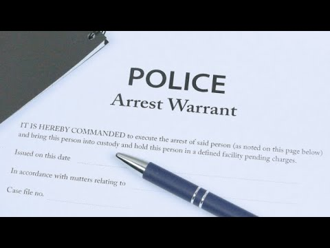 US Police New-Warrant