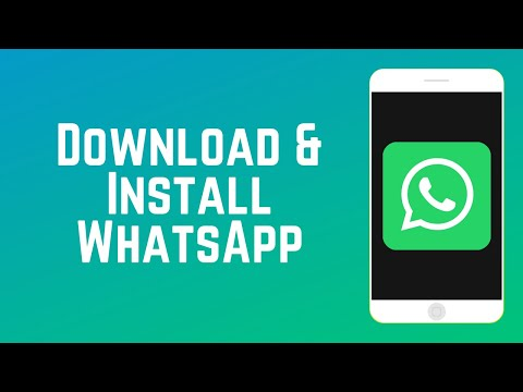 How To Download And Install WhatsApp | WhatsApp Guide Part 2
