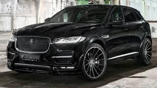 2019 Jaguar F Pace SVR  Jaguar