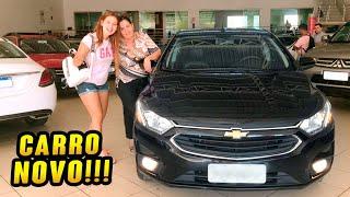 COMPREI UM CARRO PARA MINHA MÃE!!!