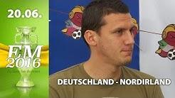 [2/2] Deutschland gegen Nordirland - Prognose | Rocket Beans TV EM-Studio | 20.06.2016