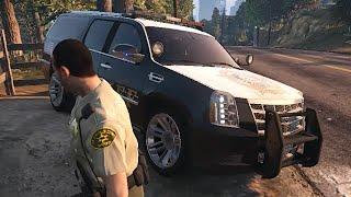 Полицейские будни#18[GTA5,LSPDFR 0.3.1]