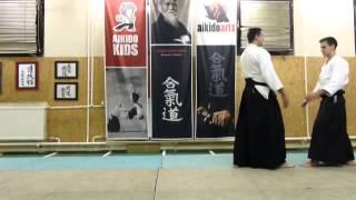 ryotedori kokyunage [TUTORIAL] Aikido empty hand technique: