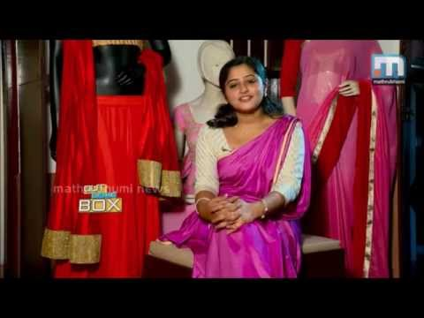 Sparkles in Mathrubhumi News Channel