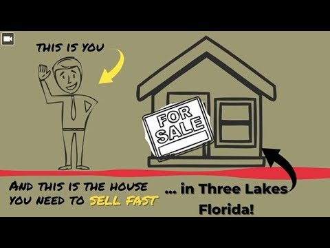Sell My House Fast Three Lakes: We Buy Houses in Three Lakes and South Florida