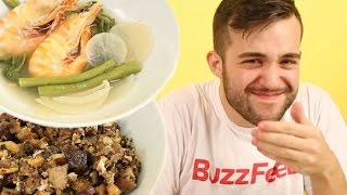 Australians Try Popular Filipino Dishes