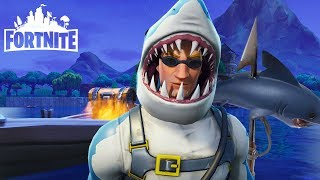 Fortnite Battle Royale - France Constructeur Pro 5 victoires Nouvelle peau Chomp Sr!! Diffusion en direct