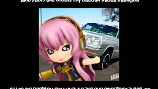 (ENG-LYR + SUB-ESP + MP3) Boyz n the Hood (Megurine Luka)