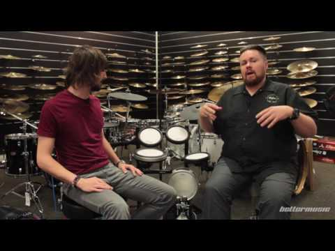 Yamaha DTX582 Electronic Drum Kit   Better Music