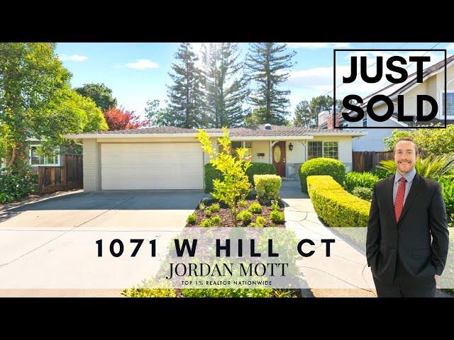 1071 W Hill Ct, Cupertino, CA 95014 | Jordan Mott