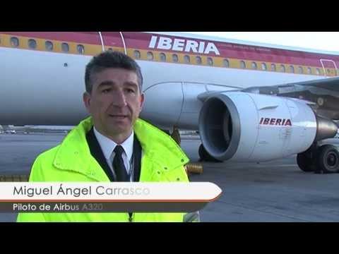 Wikiberia: Los aviones nunca duermen