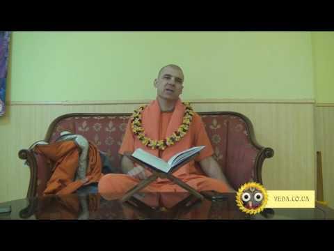 Шримад Бхагаватам 1.2.7 - Бхакти Расаяна Сагара Свами