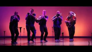 Video Brass Brass Brass. Demo del espectáculo de Spanish Brass download MP3, 3GP, MP4, WEBM, AVI, FLV Juni 2018