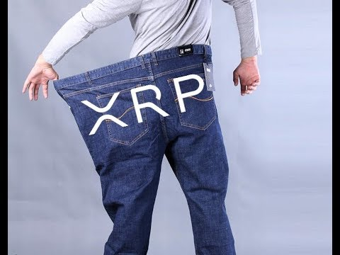 It's Big Boy Pants Time Ripple XRP Holders