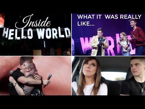 HELLO WORLD... WTF HAPPENED?! MY EXPERIENCE/VLOG | MJ