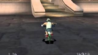 Dave Mirra Freestyle BMX Maximum Remix HighSchool Gameplay