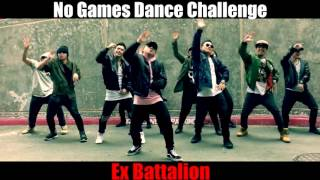 NO GAMES DANCE CRAZE | Dance Challenge by ROCKWELL