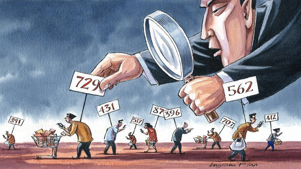 Тотальный контроль. Скоро в России?  Социальный рейтинг в Китае в качестве примера.