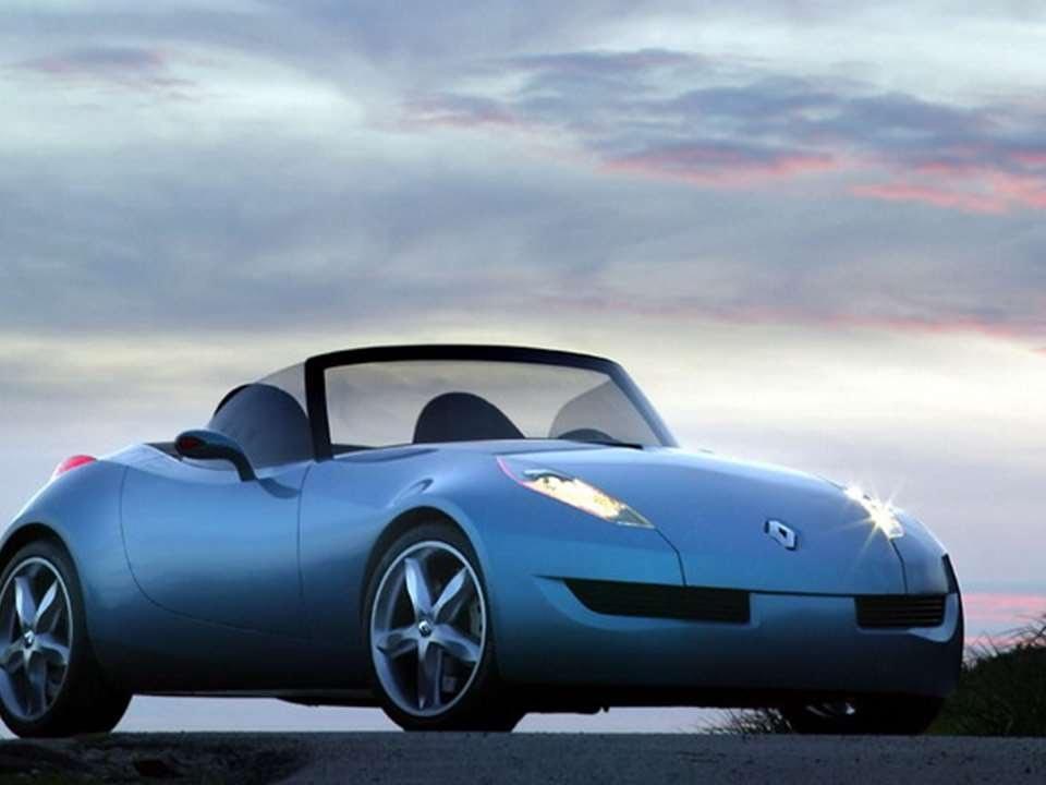 2310 Renault Wind 2004 Prototype Car Youtube