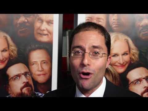 Father Figures LA Red Carpet Premiere  Itw Justin Malen  video