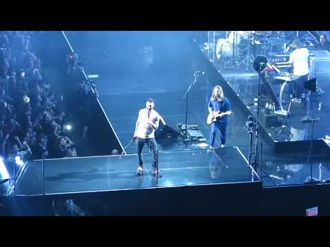 Maroon 5 'Sugar' Red Pill Blues Tour Oct 14, 2018 - Madison Square Garden