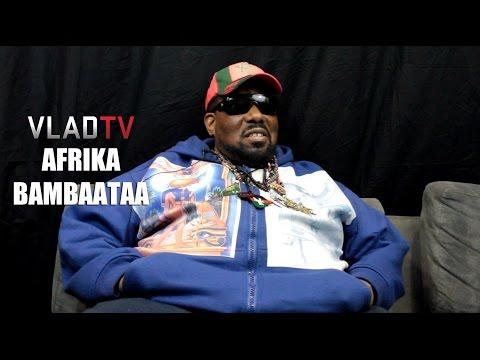 Afrika Bambaataa Addresses Lord Jamar's Stance on White Rappers