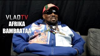 Afrika Bambaataa Addresses Lord Jamar