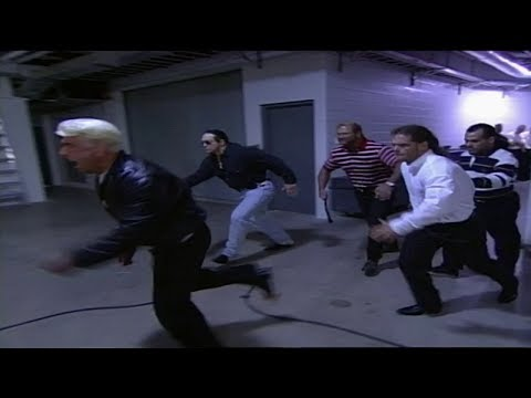 Horsemen Attack NWo Wolfpac Elite Limousine [Nitro - 18th January 1999]