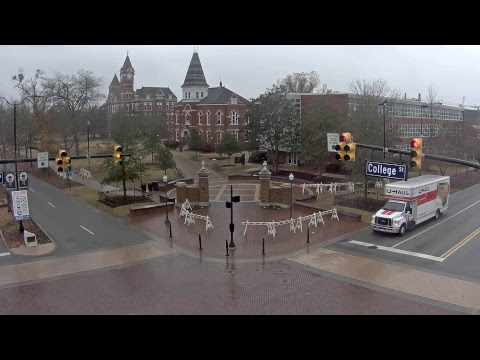 City of Auburn Toomer's Corner Webcam 1