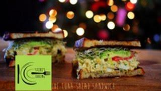 festive Tuna Salad Sandwich