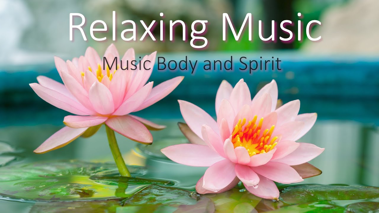 Relaxing Music Music Body And Spirit Full Album Youtube