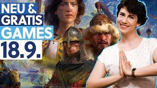 Age of Empires 4 OPEN BETA und mehr kostenlose Spiel - Neu & Gratis-Games