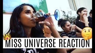 Miss Universe 2017 REACTION