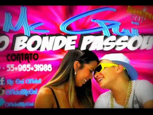 Mc Gui O Bonde Passou com letra TRAVEL_VIDEO