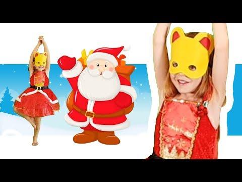 Titounis Gym avec le Père Noël - Danse, Comptines à gestes, Yoga et Gym pour bébés