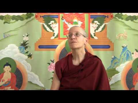 13 Vajrasattva - Power of Reliance, Bodhicitta 1-13-12