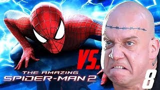 The Amazing Spider Man 2 - iOS/Android - Walkthrough/Let`s Play - #8 / First Fight Aleksei Sytsevich