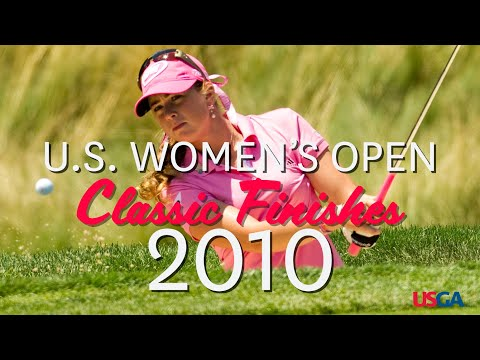 U.S. Women's Open Classic Finishes: 2010