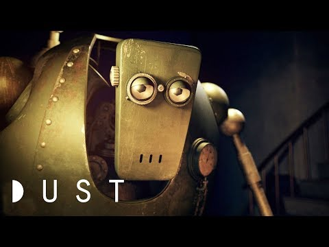 "Sci-Fi Short Film ""Bibo"" presented by DUST"