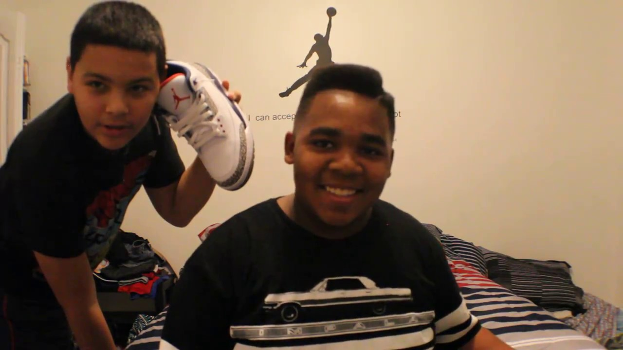 47b7d6d9dca jordan rising high 2 first sneaker review - YouTube