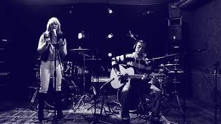 David Guetta - Titanium ft. Sia (Acoustic Cover by Gabriela Oprova & P.K. Kolev)