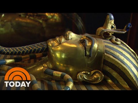 Mummies To Be Paraded An Cairo's Streets, Spark Concerns Of A Curse | TODAY