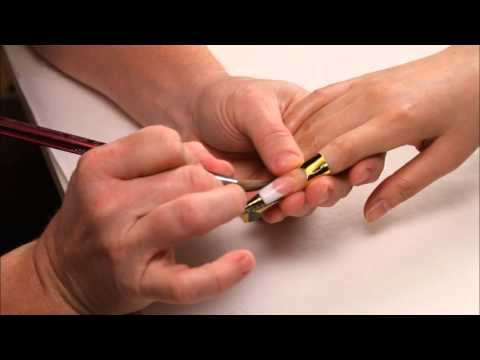 John Hauk - How to do Sculpted Acrylic Nails