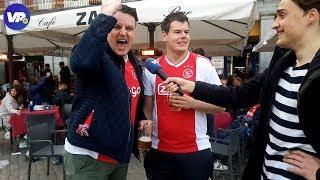 'Ajax wint van Real Madrid, Ramos gaat balen!'