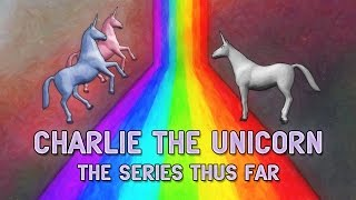 Charlie the Unicorn 1-4: The Series Thus Far thumbnail