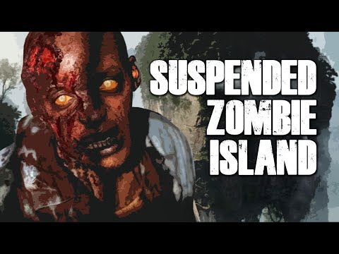 SUSPENDED ZOMBIE ISLAND ★ Call of Duty Zombies Mod (Zombie Games)